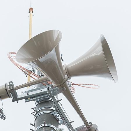 防災無線・通信システム